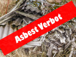 Asbest Verbot in Deutschland, Österreich und der Schweiz
